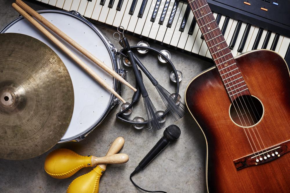 Apprendre à jouer d'un instrument de musique, c'est facile