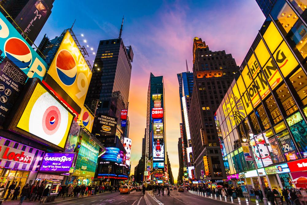 Times Square, le cœur palpitant de Manhattan