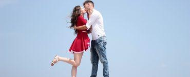 types de baisers et leurs différentes significations