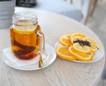 thé pour maigrir du ventre