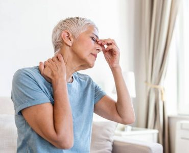 Préménopause chez la femme