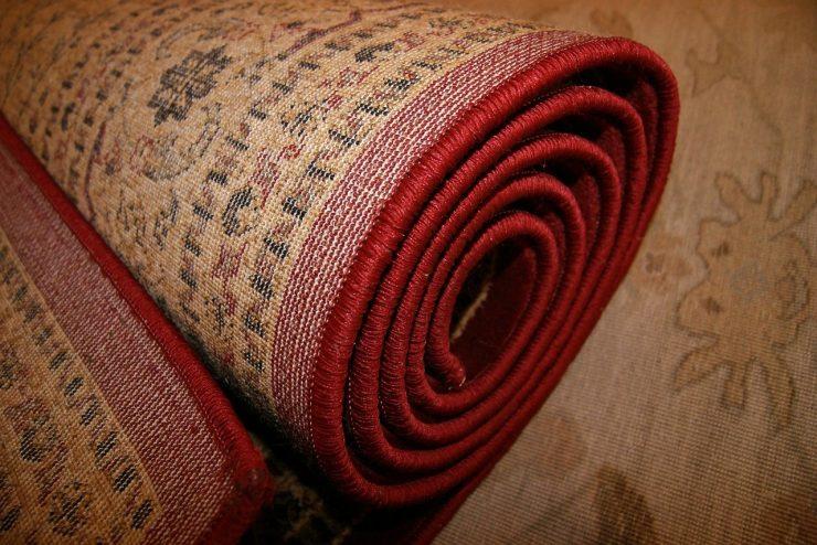décodoriser un tapis