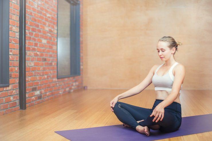 yoga pour femme