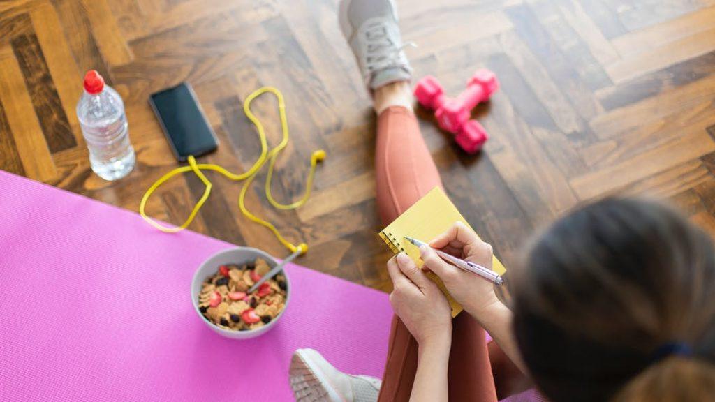 Équilibrer l'alimentation avec la musculation