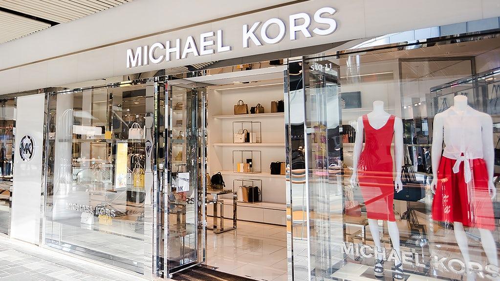 boutique Michael Kors en 2021