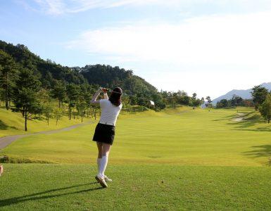 pratiquer du golf pour maigrir